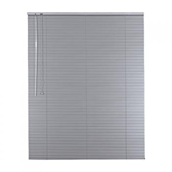 Entdecken Sortenstile von 2019 Kostenloser Versand Original Easy-Shadow Aluminium Jalousie 16 mm Lamellen Breite 100 x 120 cm  Höhe in Farbe silber - Bedienseite links - Fensterjalousie Jalousette ...