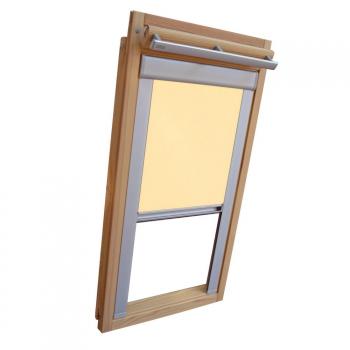 rc sonnenschutz easy shadow dachfenster verdunkelungsrollo komfort rollo f r typ roto wdf 735. Black Bedroom Furniture Sets. Home Design Ideas