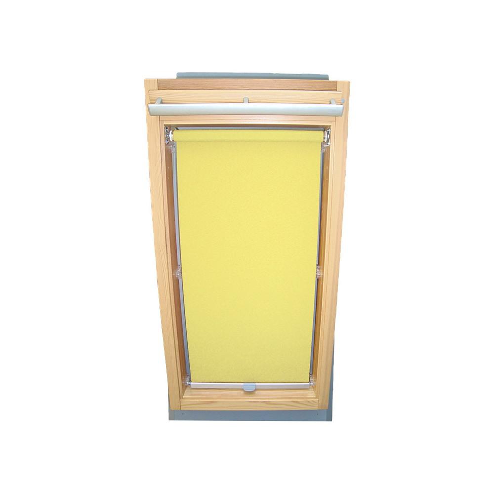 rc sonnenschutz easy shadow dachfenster abdunkelungsrollo basis rollo f r typ roto wdf 847 h. Black Bedroom Furniture Sets. Home Design Ideas